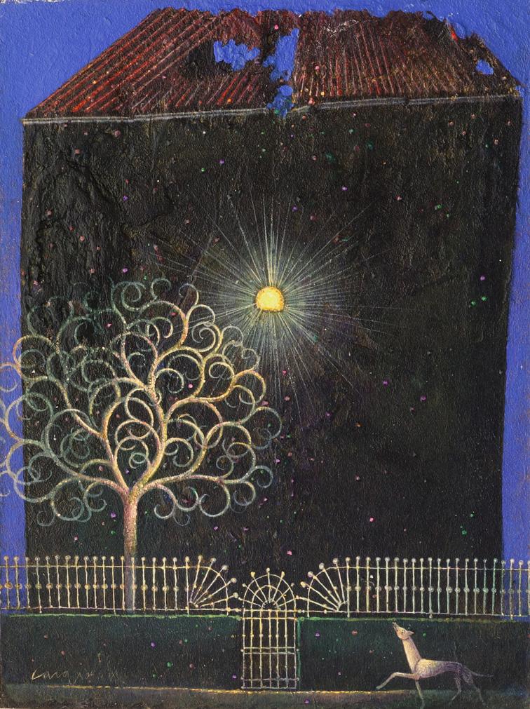 Notturno ovvero casa del giovane asceta